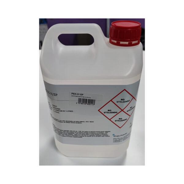 Aceite de corte peh 31 ep 5 litros